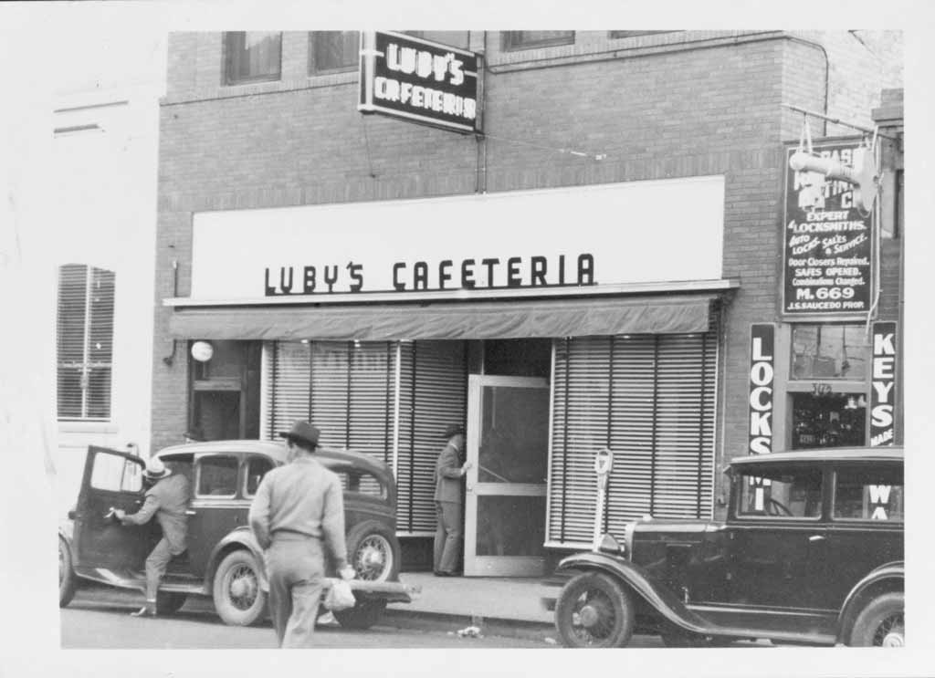 First Luby's location